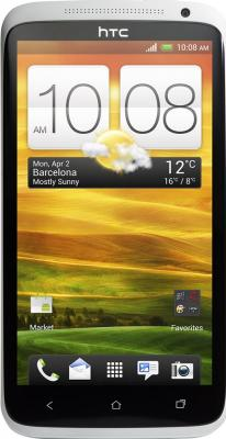 Смартфон HTC One X 16Gb White - общий вид
