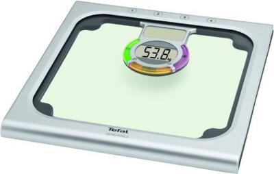 Напольные весы электронные Tefal Tendancy Glass PP6000B1 - общий вид