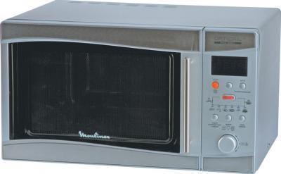 Микроволновая печь Moulinex AFM844 OPTIGRIL - общий вид