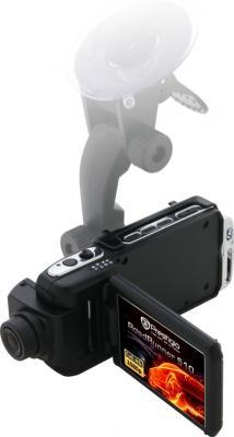 Автомобильный видеорегистратор Prestigio RoadRunner 510 (PCDVRR510) - общий вид