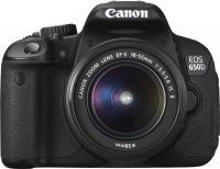 Фотоаппарат Canon EOS 650D Kit 18-55mm IS II - общий вид