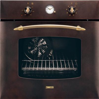 Электрический духовой шкаф Zanussi ZOB5282CC - общий вид
