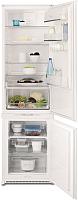 Холодильник с морозильником Electrolux ENN3153AOW -