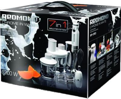 Кухонный комбайн Redmond RFP-3903 - упаковка