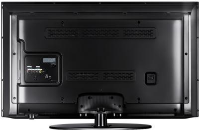 Телевизор Samsung UE37EH5007K - вид сзади