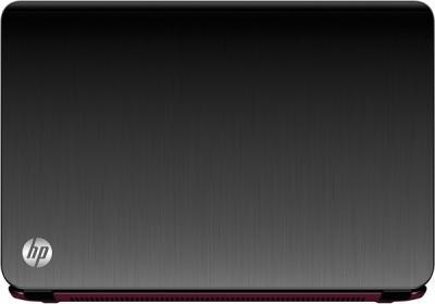 Ноутбук HP ENVY Sleekbook 6-1058er (B8F96EA) - вид сзади