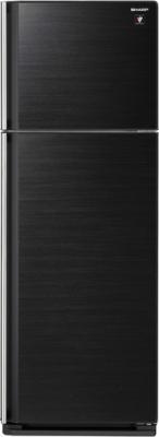 Холодильник с морозильником Sharp SJ-GC480VBK - общий вид