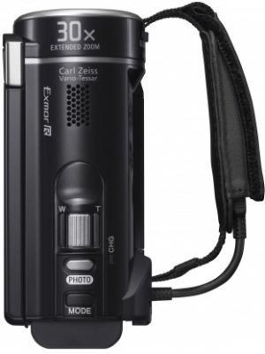 Видеокамера Sony HDR-CX210E Black - вид сверху