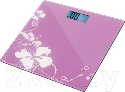 Напольные весы электронные Redmond RS-707 (розовый) - общий вид