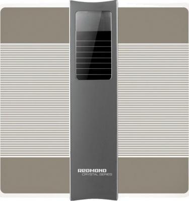 Напольные весы электронные Redmond RS-719 (серый) - общий вид