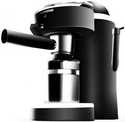 Кофеварка эспрессо Redmond RCM-1502 - общий вид