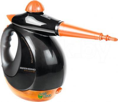 Пароочиститель Redmond RSC-2010 (оранжевый) - общий вид (цвет уточняйте при заказе)