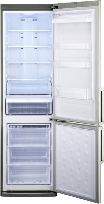 Холодильник с морозильником Samsung RL46RECMG1 - общий вид
