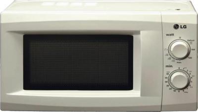 Микроволновка LG MS2021U - общий вид