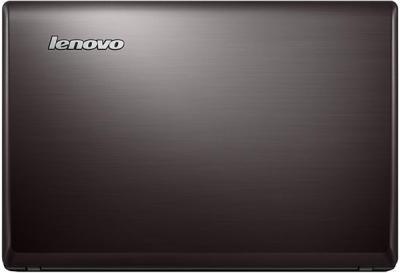 Ноутбук Lenovo G480A (59338287) - вид сзади