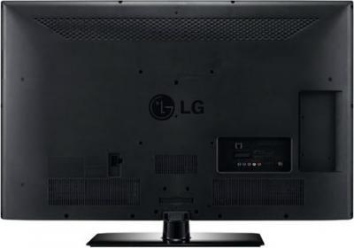 Телевизор LG 42LS345T - вид сзади