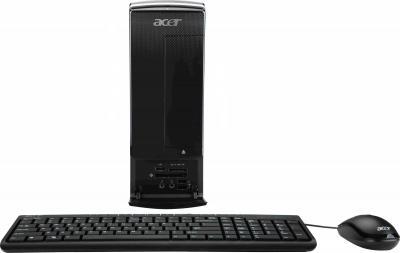 Системный блок Acer Aspire X3995 (DT.SJLME.009) - клавиатура и мышь