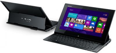 Ноутбук Sony VAIO SV-D1121P2R/B - общий вид
