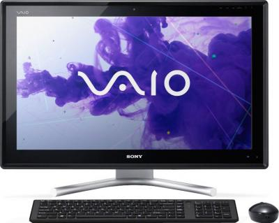 Готовое рабочее место Sony VAIO SV-L2412M1R/B - общий вид