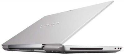 Ноутбук Sony VAIO SV-S1512U1R/W - общий вид