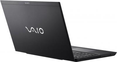 Ноутбук Sony VAIO SV-S1512V1R/B - общий вид