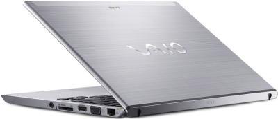 Ноутбук Sony VAIO SV-T1312V1R/S - общий вид