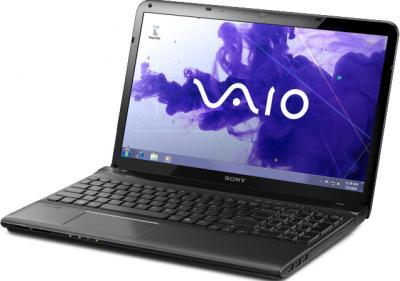 Ноутбук Sony VAIO SV-E1412E1R/B - общий вид