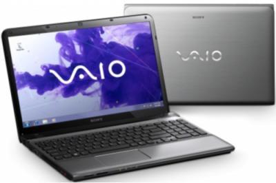 Ноутбук Sony VAIO SV-E1512N1R/B - общий вид