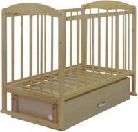 Детская кроватка СКВ 122005 (береза) -