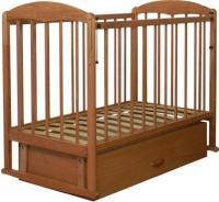 Детская кроватка СКВ 122006 (бук) -