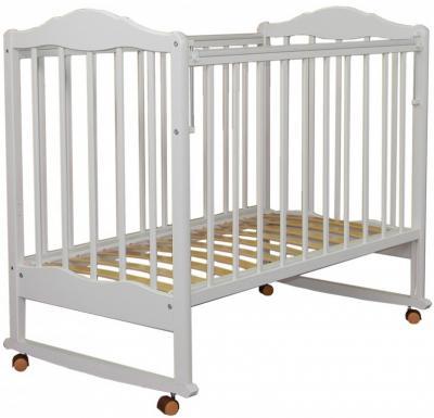 Детская кроватка СКВ 230111 (Белая) - общий вид