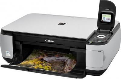 МФУ Canon PIXMA MP490 - общий вид