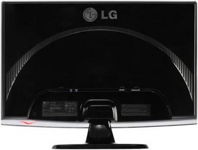 Монитор LG W2353V-PF - вид сзади