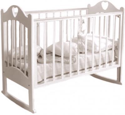 Детская кроватка Красная звезда Любаша С635 (Слоновая кость) - общий вид