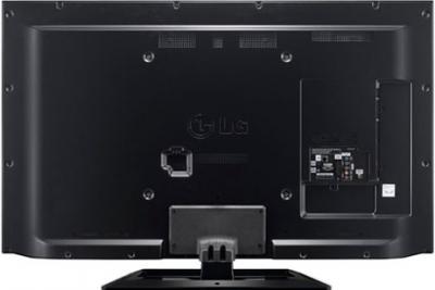 Телевизор LG 37LS560T - вид сзади