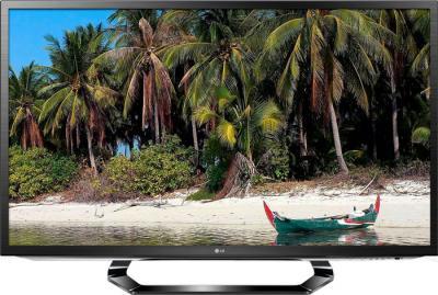 Телевизор LG 42LM620T - вид спереди