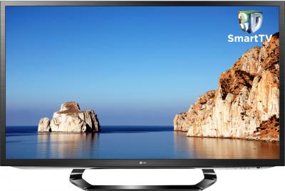 Телевизор LG 47LM620T - общий вид