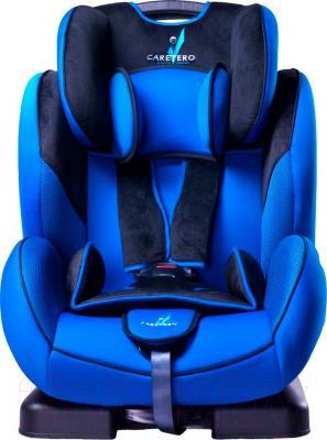 Автокресло Caretero Diablo XL (синий) - вид спереди