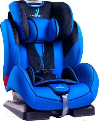 Автокресло Caretero Diablo XL (синий) - общий вид