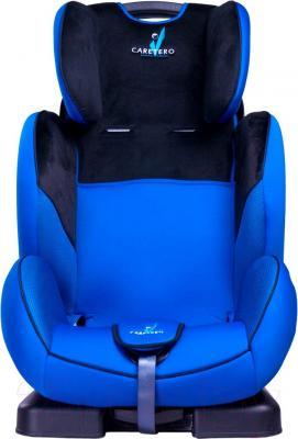 Автокресло Caretero Diablo XL (синий) - регулируемая высота подголовника