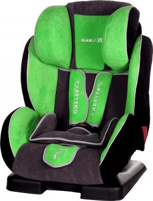 Автокресло Caretero Diablo XL (зеленый) - общий вид