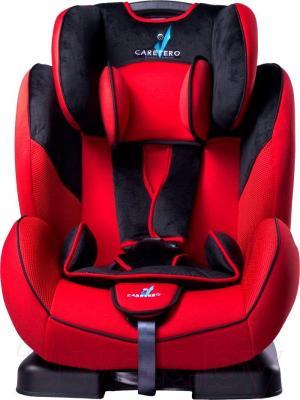 Автокресло Caretero Diablo XL (красный) - вид спереди