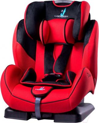 Автокресло Caretero Diablo XL (красный) - общий вид