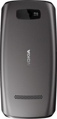 Мобильный телефон Nokia Asha 305 Dark Gray - задняя панель
