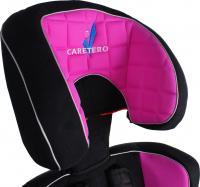 Автокресло Caretero Spider (розовый) - подголовник