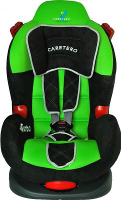 Автокресло Caretero Sport Turbo (зеленый) - вид спереди
