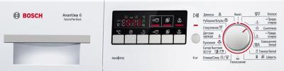 Стиральная машина Bosch WLO 20240 OE - кнопочная панель