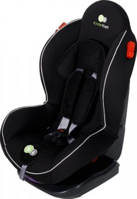 Автокресло KinderKraft Shell Plus Black - общий вид