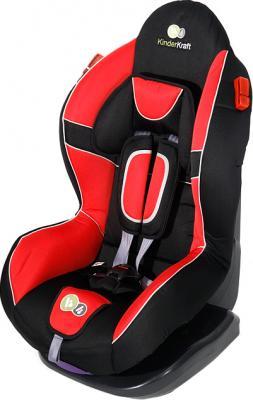 Автокресло KinderKraft Shell Plus Red - общий вид
