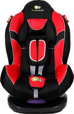 Автокресло KinderKraft Shell Plus Red - вид спереди